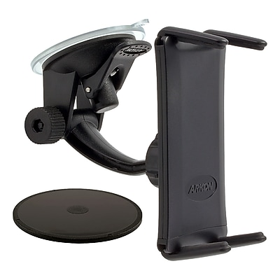 Arkon® Slim-Grip Ultra Windshield Deluxe Dash Mount For iPhone
