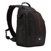 Case Logic® – Sac bandoulière pour appareil photo reflex, noir/rouge