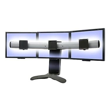 ErgotronMD – Support à longue extension pour trois écrans (33-296-195)
