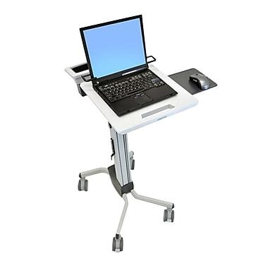 Ergotron® Neo-Flex Laptop Cart, Two Tone Grey