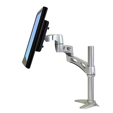Ergotron® 45-235-194 Silver Extend LCD Arm, 7-20 lb.