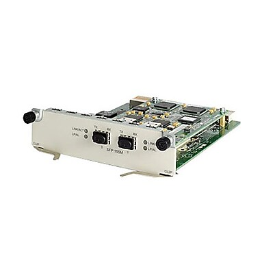 HP® JC162A Interface Module For HP® A6600 Router, 2-Port