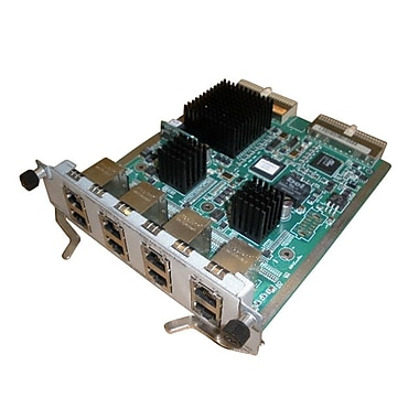 HP® JC164A Interface Module For HP® A6600 Router, 8-Port