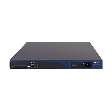 HPMD – Routeur multiservice A-MSR20-40 à 2 ports et à 10 connecteurs