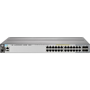 HPMD – Commutateur 2920-24G-PoE+, 24 ports administrables