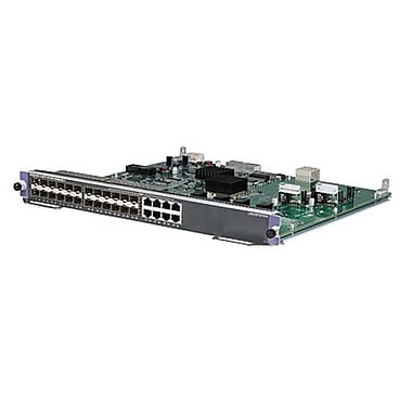 Module de commutateur HP à 24 ports pour commutateurs A7500 Series
