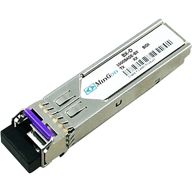HP émetteur-récepteur J9142B X122 1G SFP LC BX-D