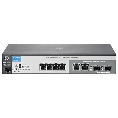 HP® MSM720 TAA Access Wireless LAN Controller, 4-Ports