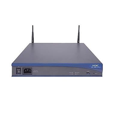 HPMD – Routeur commutateur multiservice sans fil A-MSR20-12 W à 4 ports avec 1 port carte réseau étendu E1