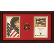 Timeless Frames US Armed Forces American Moments Collage Photo Frame; Marine Corp.