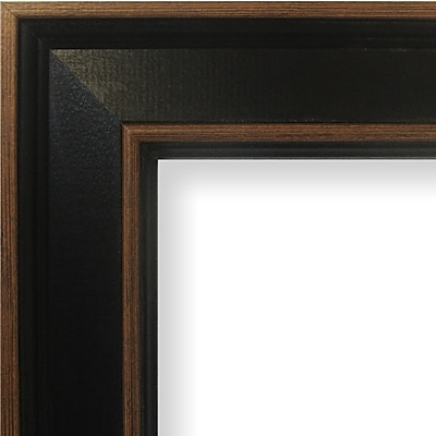 Craig Frames Inc. 2'' Wide Painted Wood Grain Picture Frame; 20'' x 30''