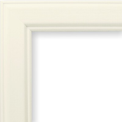 Craig Frames Inc. 1'' Wide Smooth Wood Grain Picture Frame; 5'' x 7''