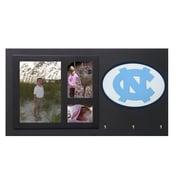 Fan Creations NCAA Key Holder w/ Picture Frames; North Carolina