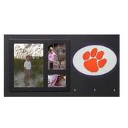 Fan Creations NCAA Key Holder w/ Picture Frames; Clemson