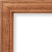 Craig Frames Inc. 1.25'' Wide Wood Grain Picture Frame; 22'' x 28''