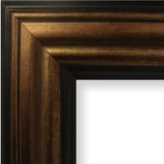 Craig Frames Inc. 3.02'' Wide Smooth Distressed Picture Frame; 5'' x 7''