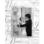 Malden Mr. and Mrs. Picture Frame