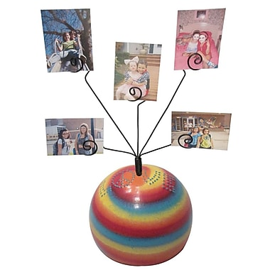 Metrotex Designs Girly Chic Tie Dye LOVE Table Photo Bubble