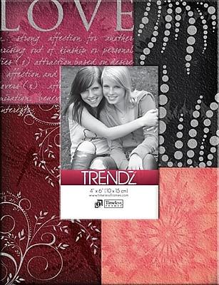 Timeless Frames Trendz Love Decoupage Tabletop Photo Frame
