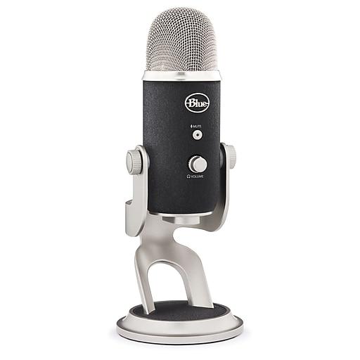 Blue® Microphones Yeti Pro Four Pattern USB Microphone