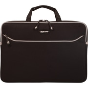 "Mobile Edge SlipSuit Neoprene Sleeve For 14.1"" Laptop, Black"