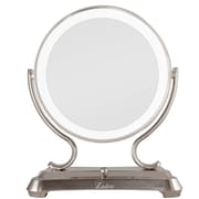 Zadro™ 5x/1x Glamour Vanity Mirror, Polished Nickel