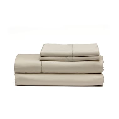 Florence Queen Sheet Set, Beige