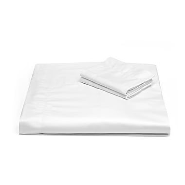 Florence Queen Duvet Cover Set, White