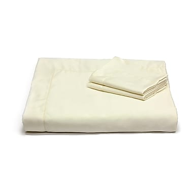 Florence King Duvet Cover Set, Ivory