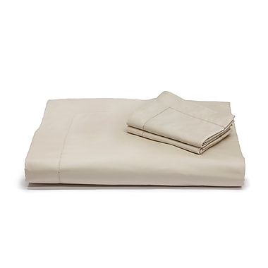 Florence King Duvet Cover Set, Beige