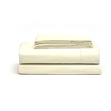 Classic Sheet Set, Queen, Ivory
