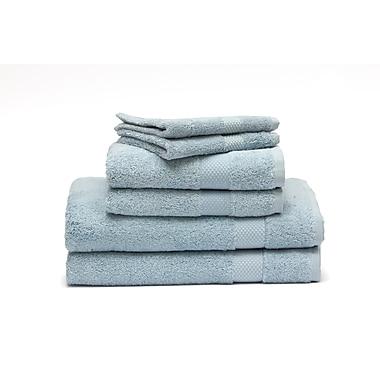 Ensemble de serviettes en rayonne de bambou, eau