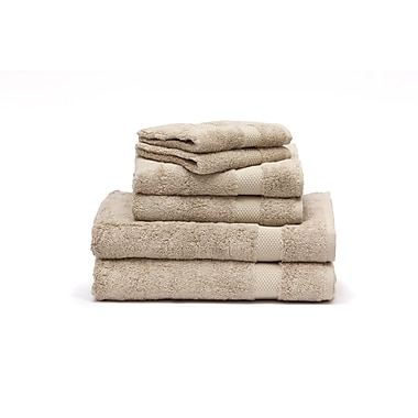 Rayon from Bamboo Towels Set, Linen