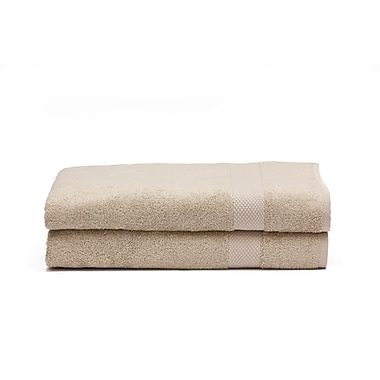 Rayon from Bamboo Bath Sheets Set, Linen