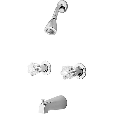 Pfister 03 Series Dual Funtion Tub and Shower Faucet w/ Knob Handles