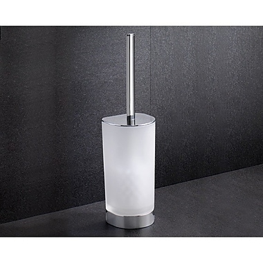 Gedy by Nameeks Kent Free Standing Toilet Brush and Holder