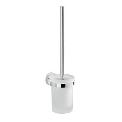 Gedy by Nameeks Eros Wall MountedToilet Brush and Holder