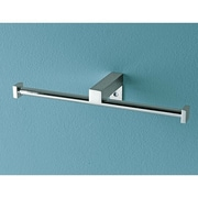 Toscanaluce by Nameeks Eden Wall Mounted Double Toilet Paper Holder