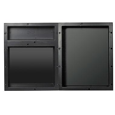 Tile Redi Triple Horizontal Recessed Shelf