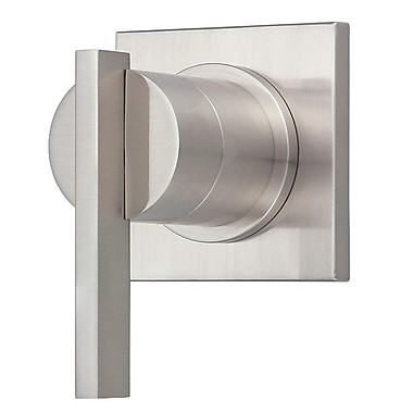 Danze Sirius Volume Shower Faucet Trim; Brushed Nickel
