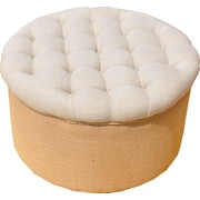 The Bella Collection Isabella Ottoman