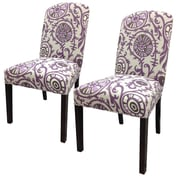 Sole Designs Passion Parson Chair (Set of 2)