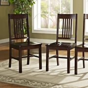 Home Loft Concepts Meridian Side Chair (Set of 2)