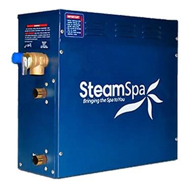 Steam Spa SteamSpa 7.5 KW QuickStart Steam Bath Generator