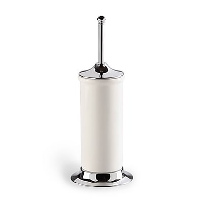 Stilhaus by Nameeks Idra Free-Standing Toilet Brush and Holder