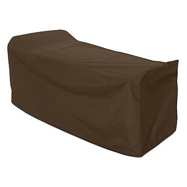 KoverRoos Weathermax Cart Cover; Chocolate