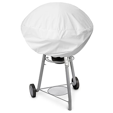 KoverRoos Weathermax Small Kettle Cover; White