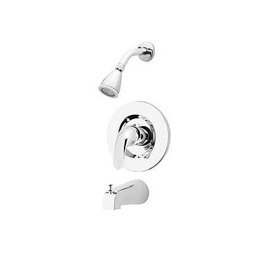 Pfister Parisa Volume Control Tub and Shower Faucet w/ Lever Handle