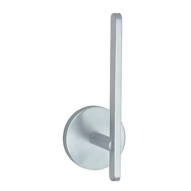 Smedbo Loft Wall Mounted Spare Toilet Roll Holder; Brushed Chrome