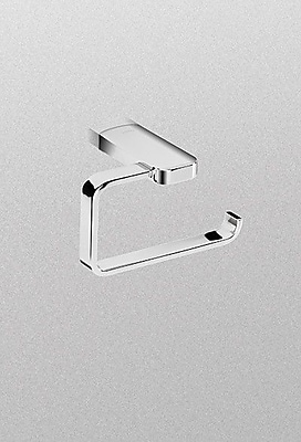 Toto Upton Wall Mounted Toilet Paper Holder; Polished Nickel